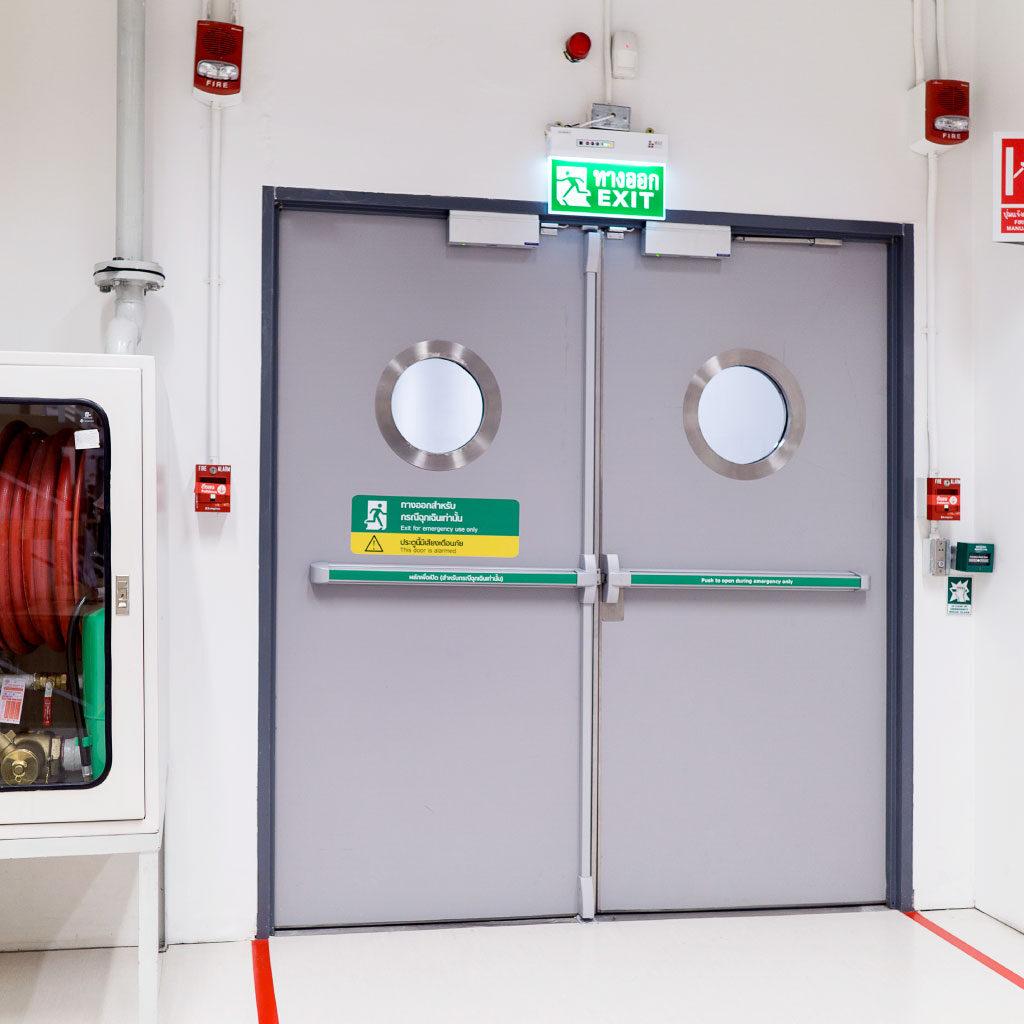 Fire Door Services by Elite Security in Essex